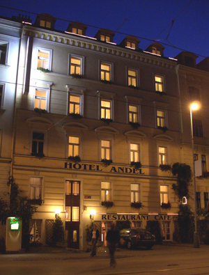 Hotel andel prague hotels andel for W hotel prague