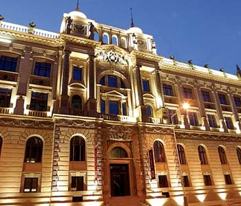 Boscolo carlo iv hotel prague for Hotel reservation in prague
